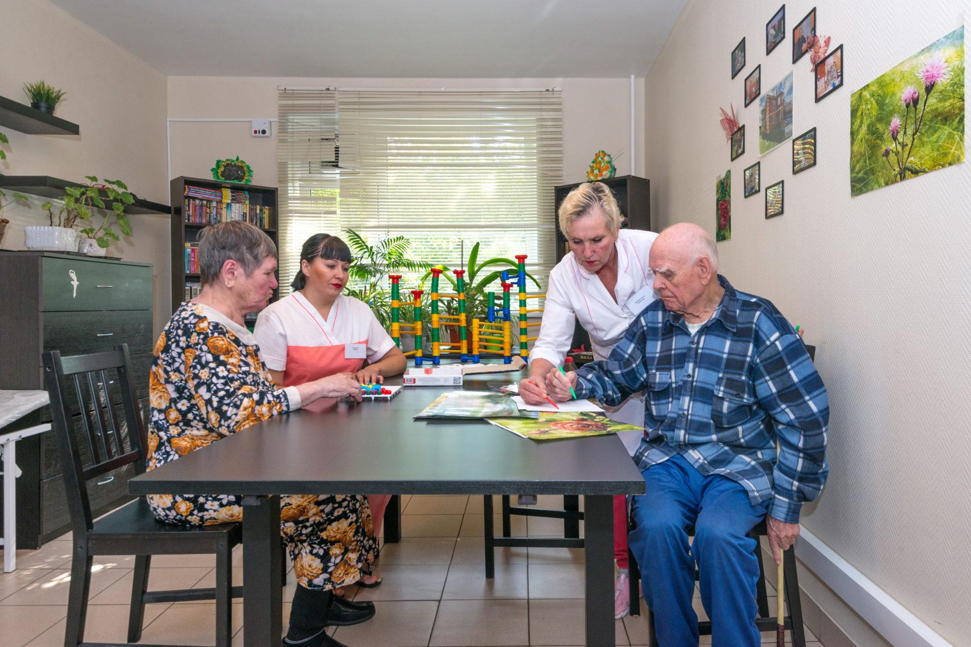 Дом престарелых в коломенском районе адреса домов престарелых красноярска