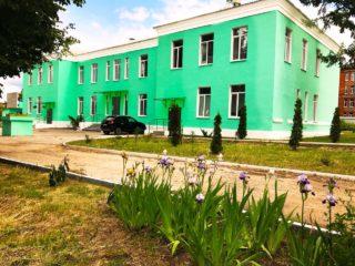 Новомосковск тула дом престарелых строительные компании частные домов в москве