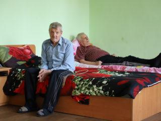 дома престарелых и инвалидов новгородская область
